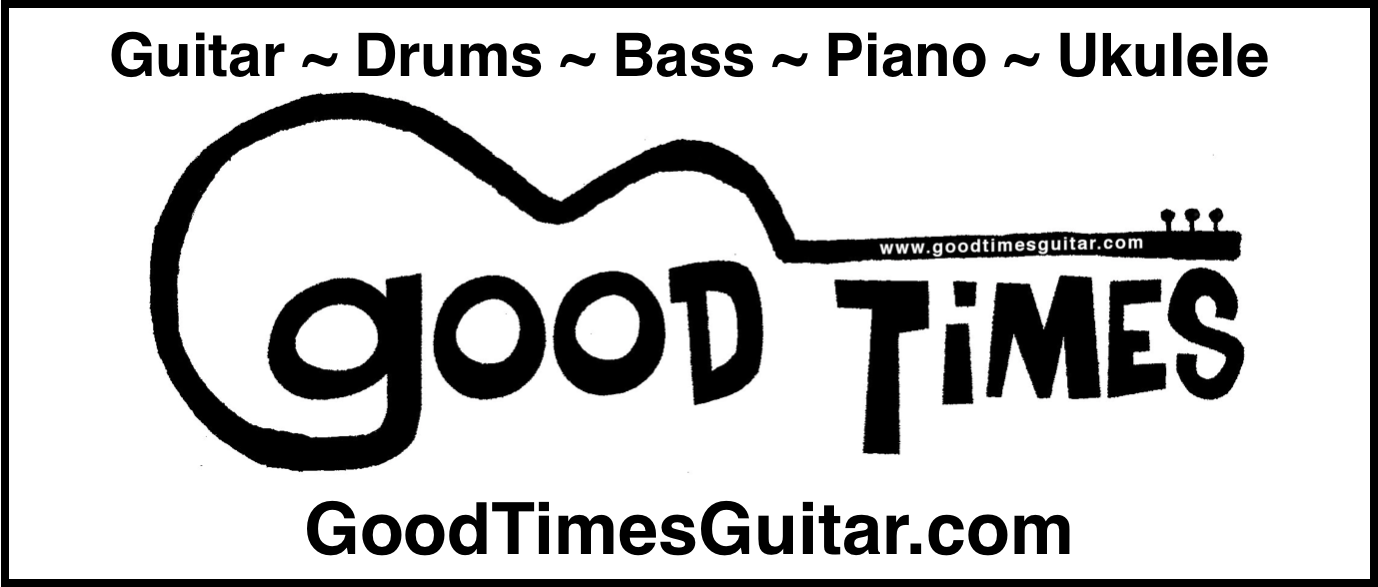 Our Story Good Times Guitar
